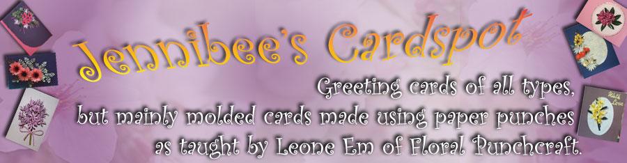 Jennibee's Cardspot
