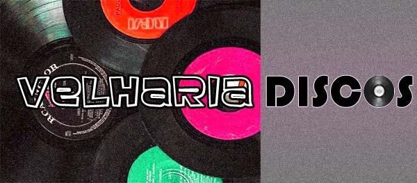Velharia - Discos, cds, dvds e livros