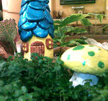How to make a Gnome Houses with ceramic dough