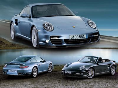 Porsche Luxury Sedan