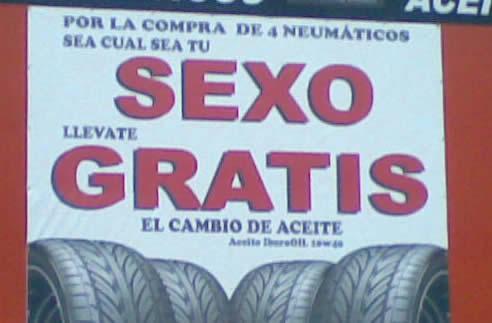 sexo de gratis