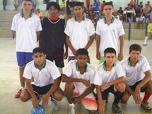 Juventos - Campeão Juvenil - 2007