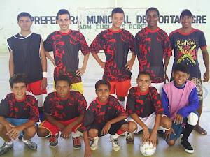 Força Jovem - Campeão Infantil - 2007