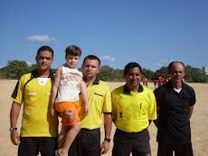 Tontonho, Ubiratam, Alcivan e José Roberto
