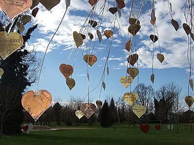 Les coeurs éternels de St-Valentin par Céline Aussourd / Flickr - Licence Creative Common (by-nc-sa)