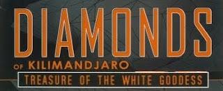 diamonds of kilimanjaro
