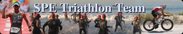 SPE Triathlon Team