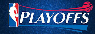 NBA Playoffs Logo from a few years ago