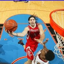 Luis Scola of the Houston Rockets