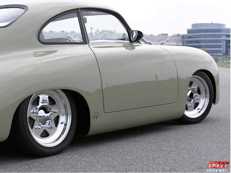 Porsche 356 Outlaw. fairy? -- FiftySixDelux