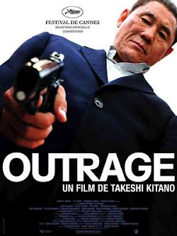 Điệp Vụ Outrage - Outrage (2010) Poster