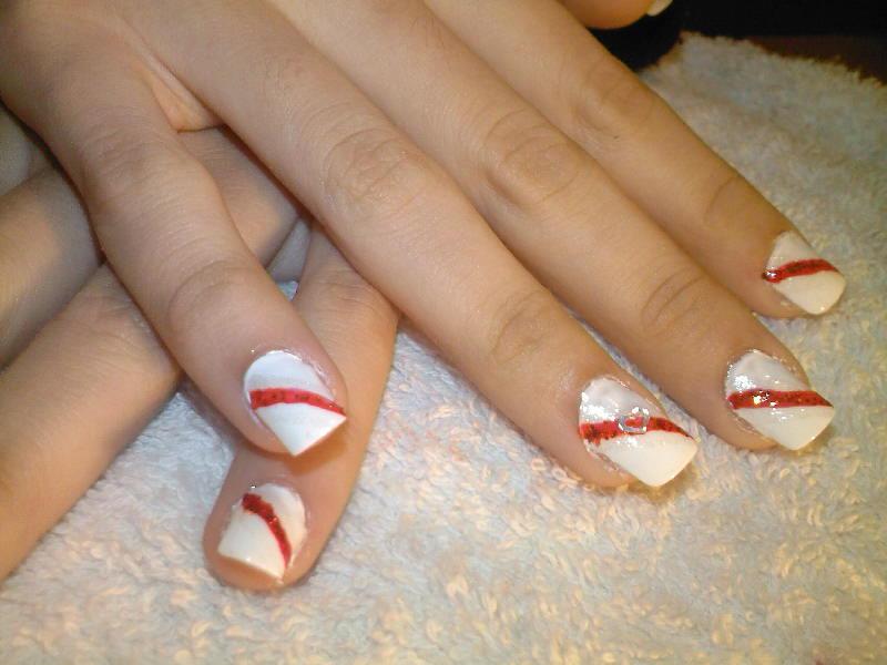 unas acrilicas enero 2010 2 21 car interior design On fotos de uñas esculpidas