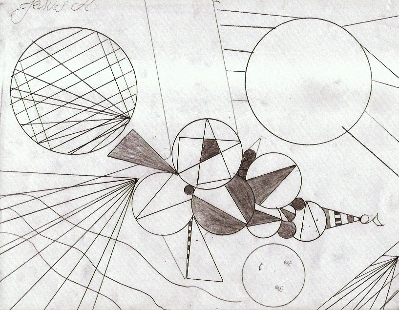 Drawing With Lines And Shapes : D shape drawing at getdrawings free for personal use