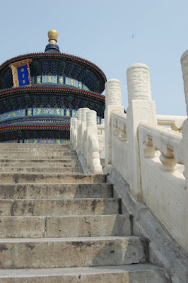 The Hall of Prayer for Good Harvest at the Temple of Heaven in Beijing