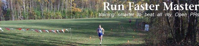 Run Faster Master