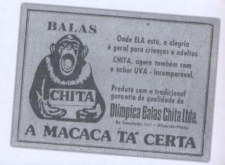 balachita Bala Chita | A macaca tá certa