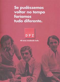 dpz40anos 40 anos mudando tudo | DPZ