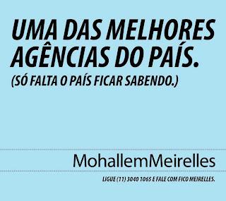 28792 Mohallem Meirelles | Melhor agência do País