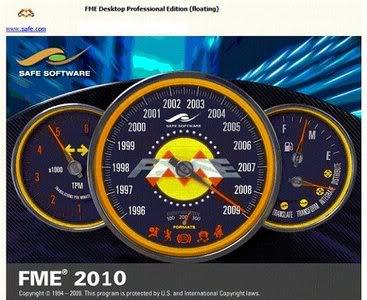Download FME Desktop v2010
