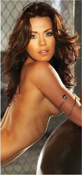 Rachelle leah nude in playboy