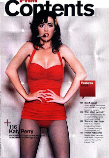 Katy Perry FHM January 2009