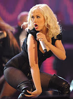 Christina Aguilera AMA 2008 Performance
