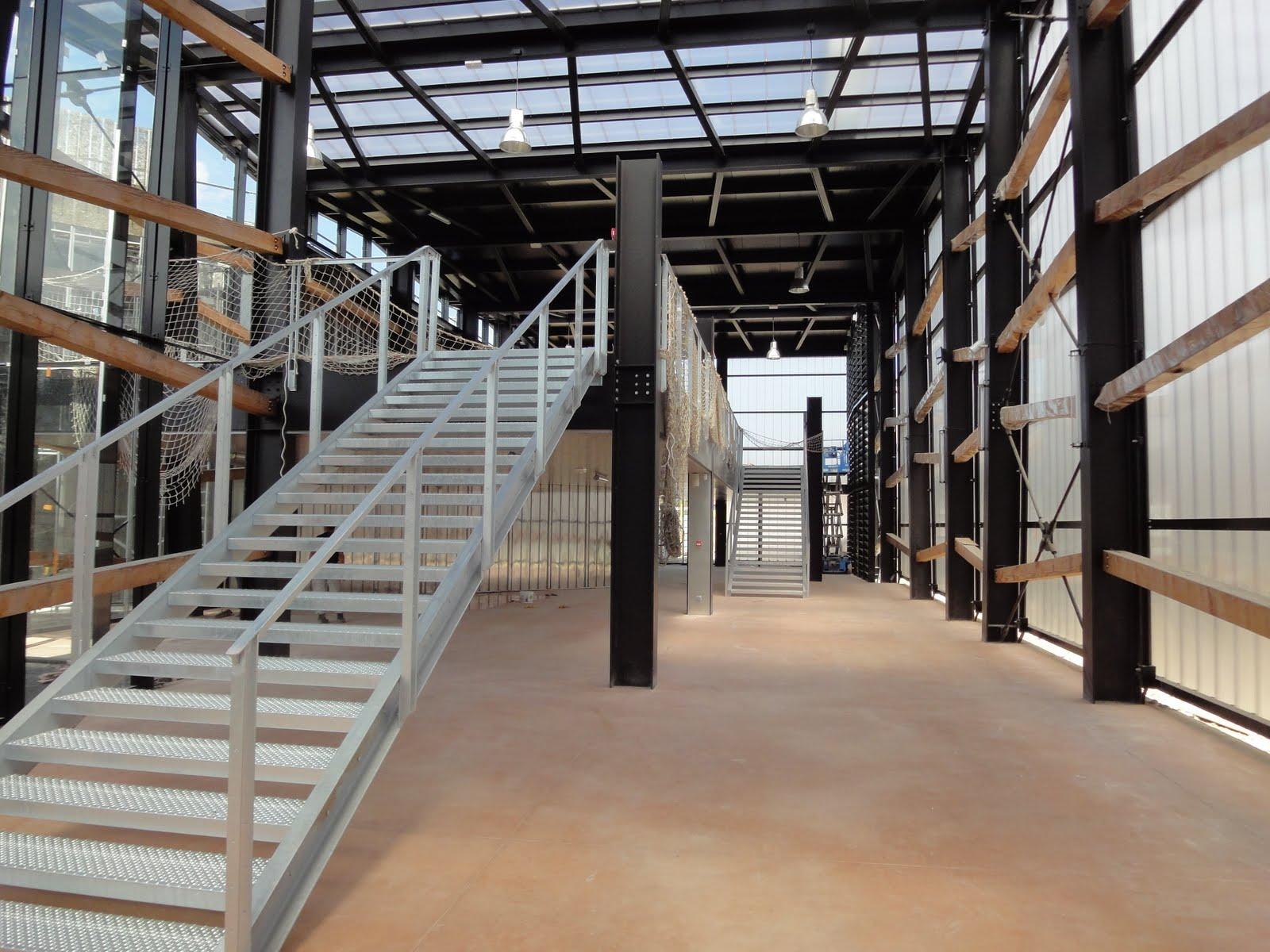 marc franco architecte restructuration et extension des ateliers du lyc e des m tiers de l. Black Bedroom Furniture Sets. Home Design Ideas