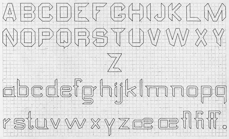 Design: Grid Lettering | Cathe Holden'S Inspired Barn