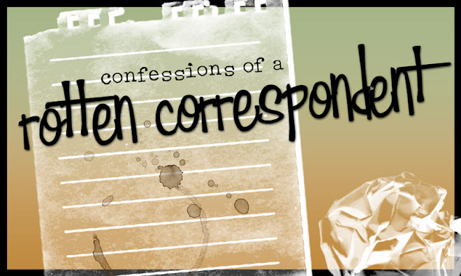 Confessions of a Rotten Correspondent