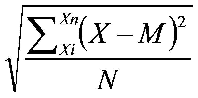 standard deviation formula. standard deviation formula.