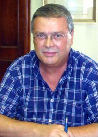 Pepe Andreu. Foto de Paco Uclés de La Verdad