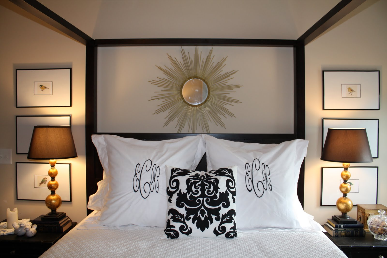 My Bedroom on Houzz & Monograms I Like - Emily A. Clark on master bedroom, english country bedroom, hipster paper lanterns in bedroom,
