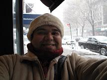 Nevasca em NY 2009