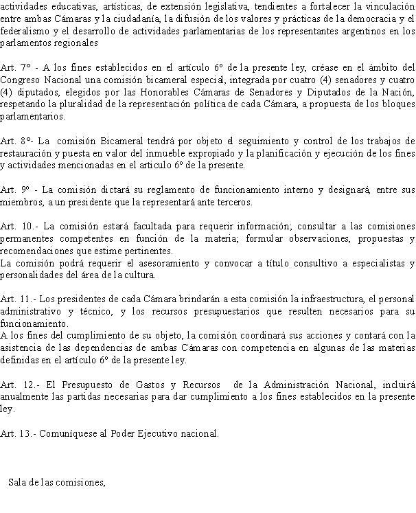 DICTAMEN DE COMISION DE CULTURA Y PRESUPUESTO (2)