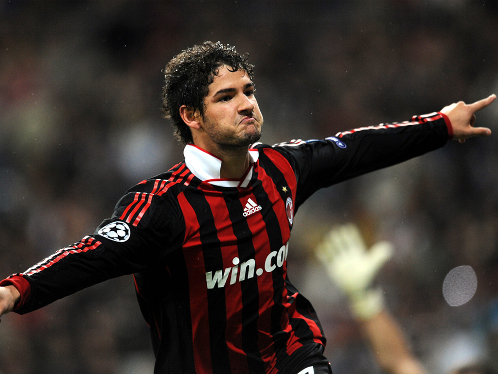 Alexandre Pato - Wallpaper Actress