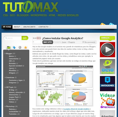 blog tutomax