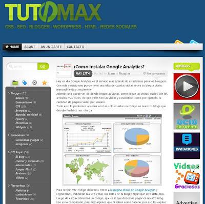 blog tutomax