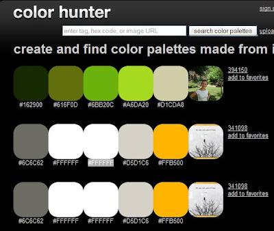 Colores para tu blog