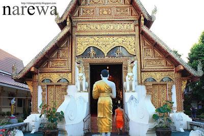 prasingha temple chiangrai