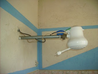 Photo of a widow maker shower head