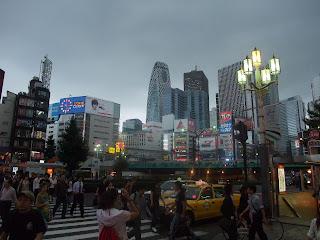 En Shinjuku hay unos cuantos rascacielos