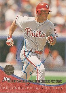 1994 Leaf Jim Eisenreich