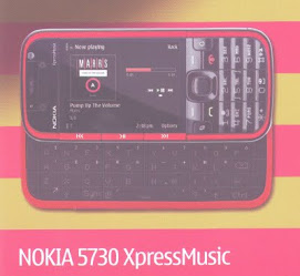 THE NEW NOKIA 5730 XpressMusic