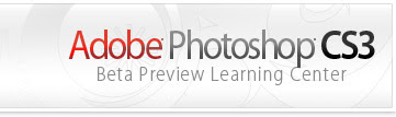 Photoshop CS 3 beta