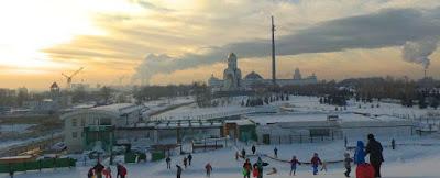 foto panoramica Moscu 360 grados