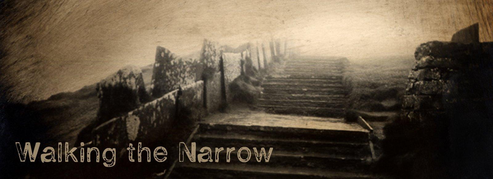 Walking The Narrow