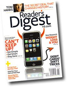 readers digest archives