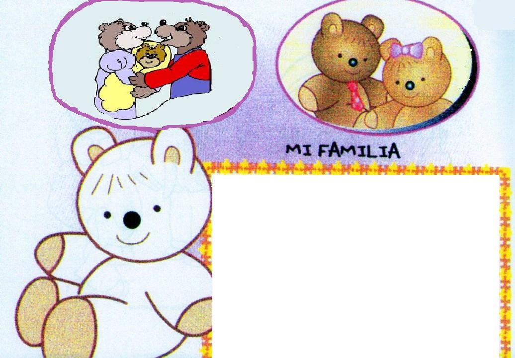 Famoso Mi Familia Para Colorear Friso - Dibujos Para Colorear En ...