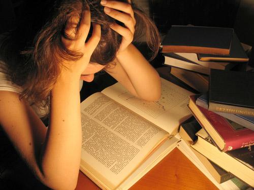 Problemas para estudiar?