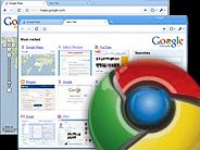 Google Chrome 2.0 Pre Beta